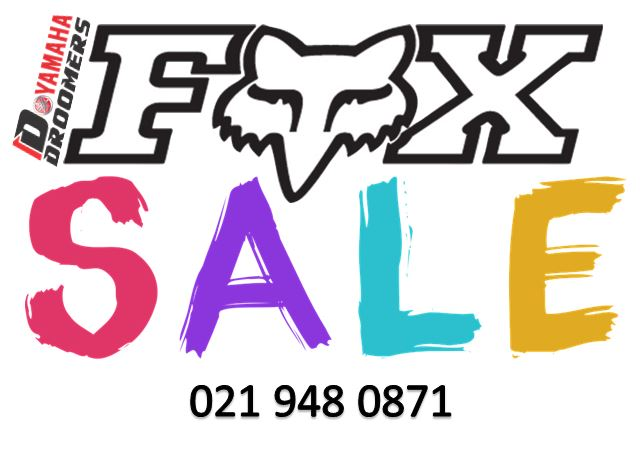 FOX SALE 1 AUg2017