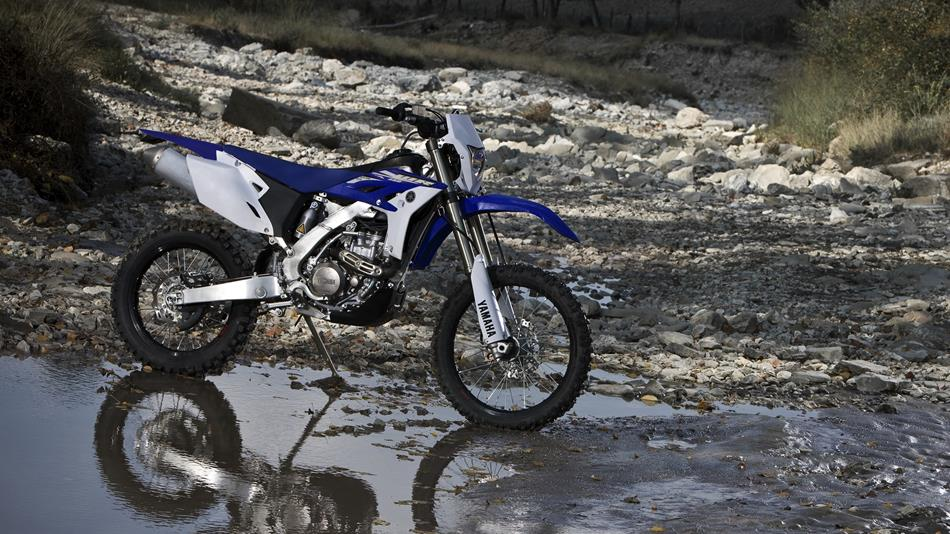 2015 Yamaha WR250F First Ride Review